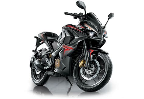 bajaj pulsar 200 bajaj pulsar rs 200 demon black edition launched