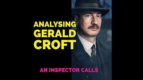 libro an inspector calls aqa analysing gerald youtube