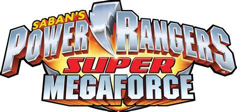 supercar logos xxi super megaforce morphin legacy