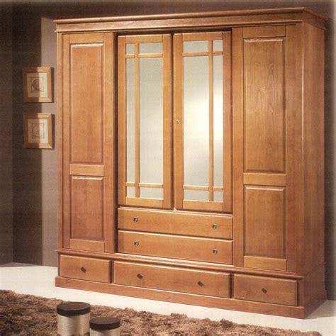 armoire chambre bois armoire bois