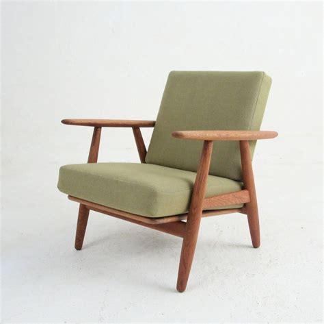 Hans Wegner Lounge Chair by Ge 240 Lounge Chair By Hans Wegner For Getama 1950s 59007