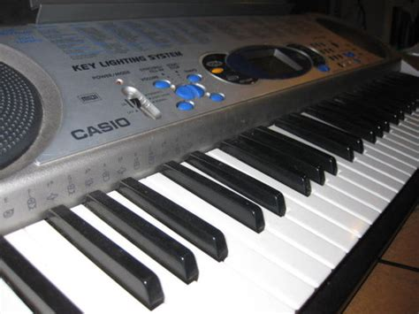 Keyboard Casio Lk 43 casio lk 43 lighted keyboard musical instruments
