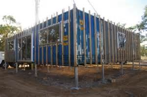 House Plans With Underground Garage how to build a house with shipping containers prefabbed