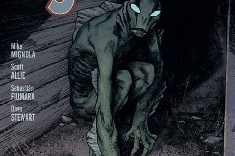 abe sapien dark and abe sapien 2 dark and terrible comicsthegathering com