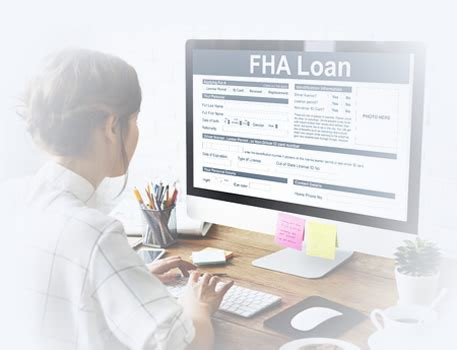 fha loan lending mortgages mortgages home