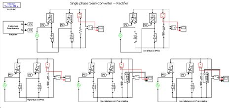diode bridge rectifier in matlab single phase controlled bridge rectifier file exchange matlab central
