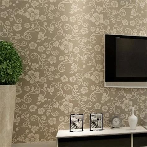 pvc designer wallpaper sheet rs  square feet