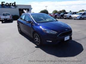 2017 new ford focus sel at magic city ford lincoln roanoke