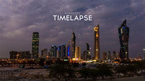 kuwait city kuwait city timelapse 4k uhd