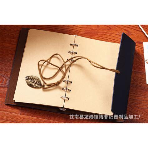 Buku Catatan Kecil Note Book Notes Memo Notebook Polisi Inggris 493 buku catatan binder kulit retro leaf kertas a6 brown jakartanotebook