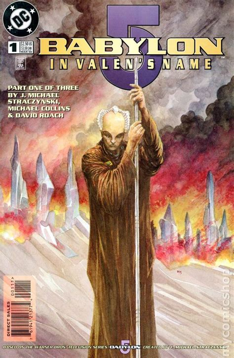babylon revealed 2 600 years ago babylon was destroyed by god will it happen again books babylon 5 in valen s name 1998 comic books