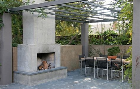 Modern patio covers