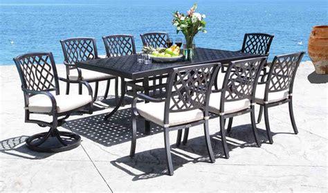 patio furniture burlington ontario cast aluminum patio furniture burlington ontario simplylushliving