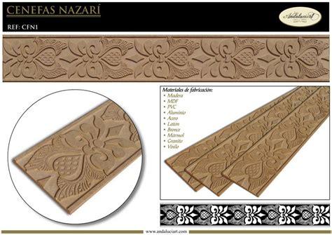 cenefas de madera para paredes andaluciart cenefas talladas madera