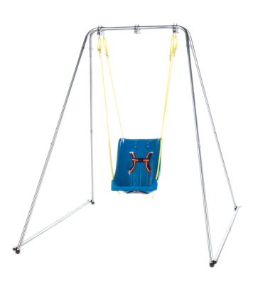 portable swing frame shop for portable indoor outdoor skillbuilders swing seat
