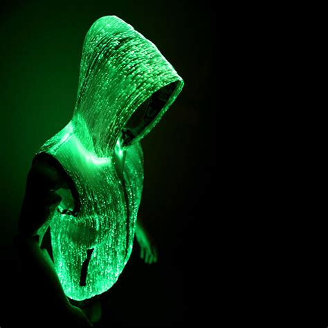 light up your brain fiber optic led light up hoodies for men your mind your