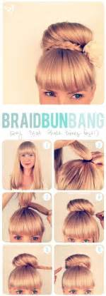 cool easy step hairstyles super easy step by step hairstyle ideas fashionsy com