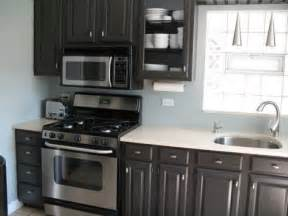 Black Kitchen Cabinets What Color On Wall Pics Photos Cabinets Blue Gray Kitchen Cabinets Black