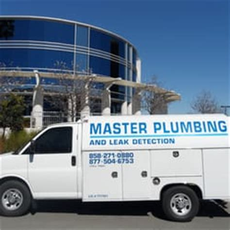Plumbing In San Diego by Master Plumbing Leak Detection Plumbing Oceanside