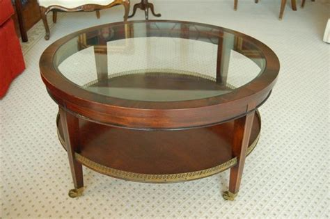 Brandt Coffee Table 2030 Brandt Coffee Table Lot 2030