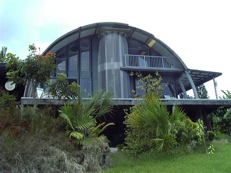 steel arch house sustainable steel houses alternative housing green