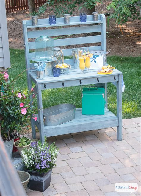 Patio Hutch by Patio Decorating Ideas Our New Outdoor Room Atta Says