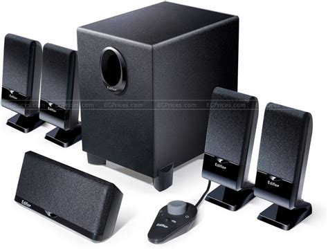 Home Theater Edifier Edifier M1550 5 1 Mini Home Theater Price In Maximum Hardware Egprices