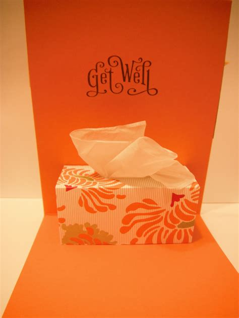 how to make a get well soon pop up card cards on embossing folder st sets and
