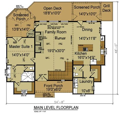 houses with open floor plans mountain house with open floor plan by mountain houses