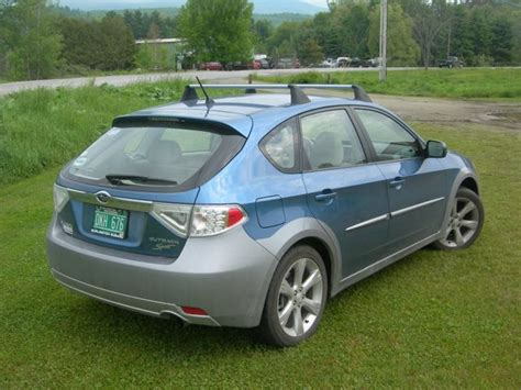 teal subaru outback review 2008 subaru impreza outback sport college cars