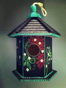 birdhouses crafts painted birdhouse 169 crafts n ideas