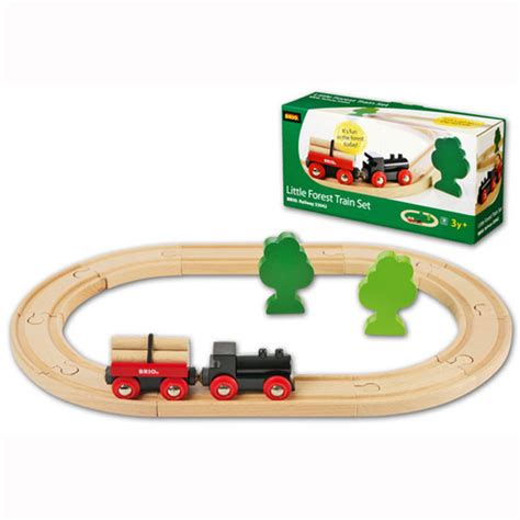 brio wooden train brio wooden railway little forest train set at toystop