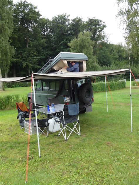 Foxwing Awning South Africa by Outside 4 Wheel Nomads