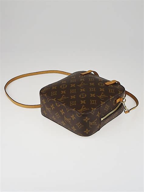 louis vuitton monogram canvas spontini bag yoogis closet