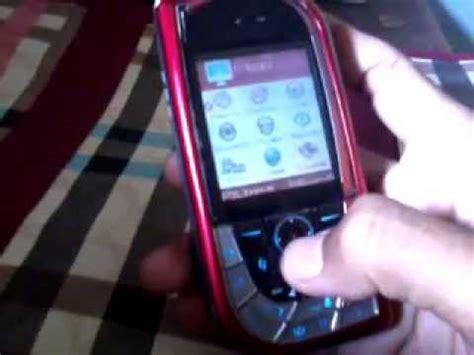 Memory Hp Nokia 7610 cara mengganti font style hp nokia 7610 dengan mudah