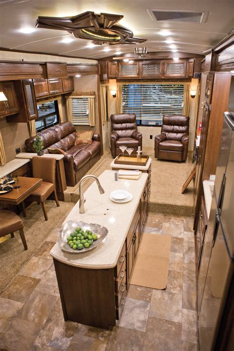 Motor Home Interior by Remodeling Rv Interior