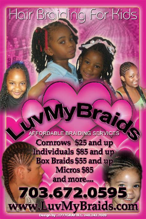 luvmybraids com affordable hair braiding services for
