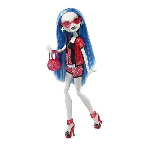 High Draculaura Cleo And Nile Ghoulia Yelps Doll Original Mh All Dolls Mh Merch