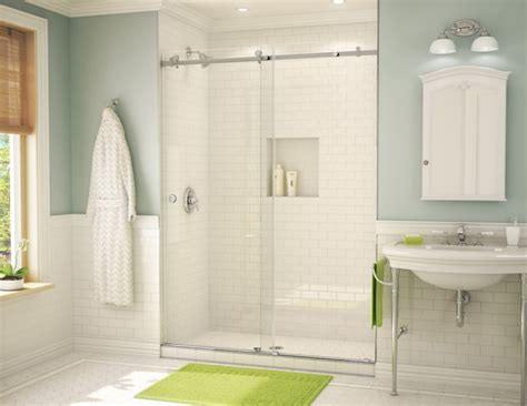 Alumax Shower Door Alumax Proline Heavy Glass Units Shower Doors Bathroom Enclosures Alumax Bath Enclosures