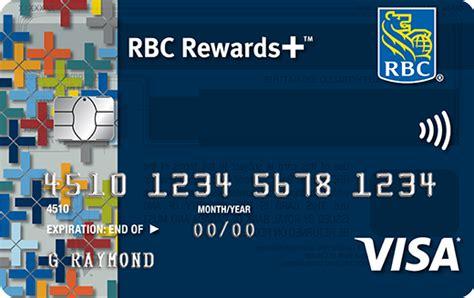 rbc royal bank credit card application