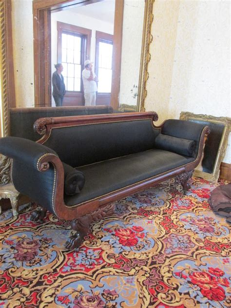 Weeks Upholstery Springfield Il by Edwards Place Restoration Oldest Home In Springfield Gets