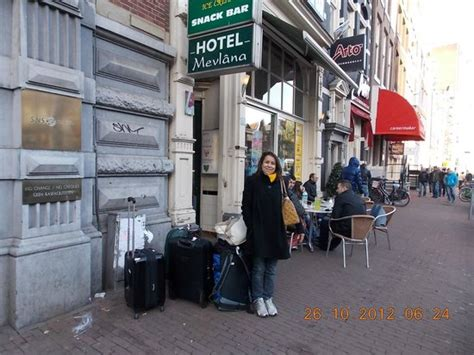 hotel mevlana updated  prices reviews amsterdam  netherlands tripadvisor