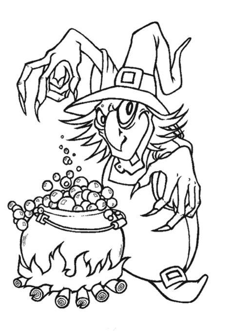 Desenhos de Halloween para colorir e imprimir - Innatia.com