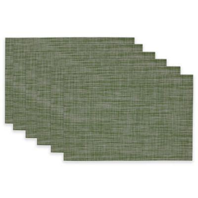 bed bath and beyond table linens buy green table linens placemats from bed bath beyond