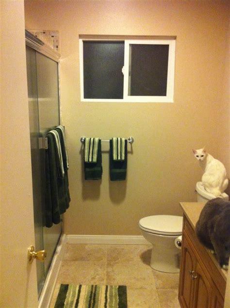 small bathroom window need curtain for a very small bathroom window