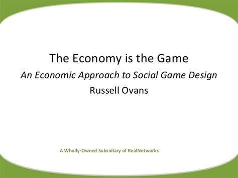 design game economy economic approach to social game design