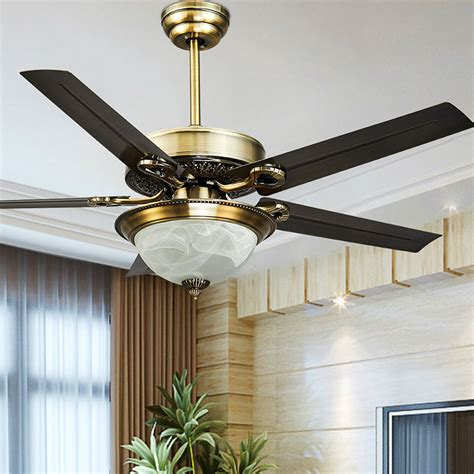 fashion vintage ceiling fan lights funky style fan ls