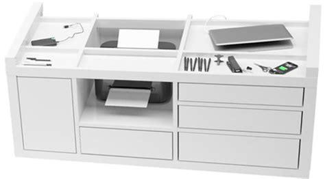 schubladen für schreibtisch rollcontainer f 252 r drucker bestseller shop f 252 r m 246 bel und