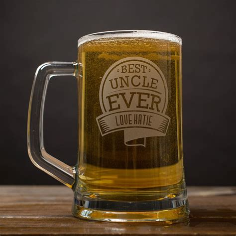 best gifts for an uncle personalised pint tankard best s day gifts from gettingpersonal co uk