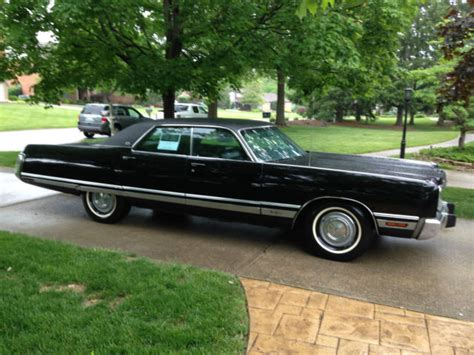 car new yorker chrysler new yorker brougham classic chrysler new yorker